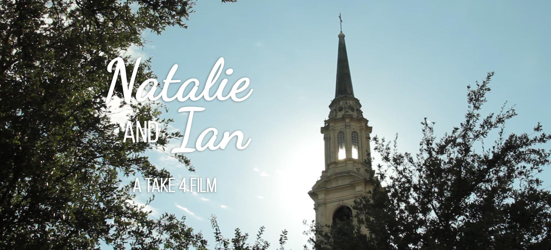 Natalie + Ian /// Park Cities Baptist + Adolphus Hotel Wedding Film