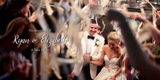 Elizabeth + Ryan  /// St Thomas Aquinas Wedding and The Room on Main