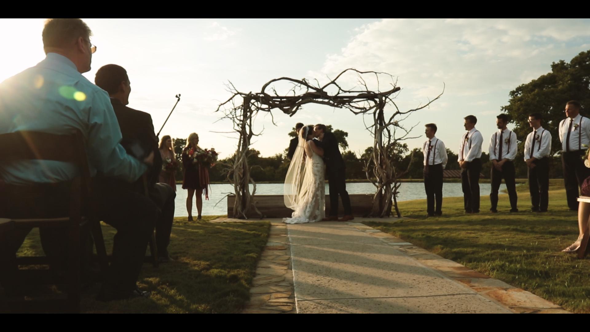 Connor + Ben's Rustic Fall Wedding /// Thistle Springs Ranch Wedding Film