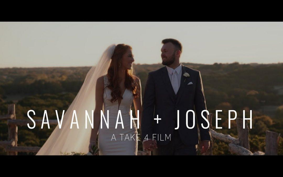 Savannah + Joseph's Wedding Film