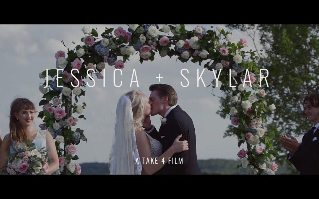 Jessica + Skylar's Wedding Film